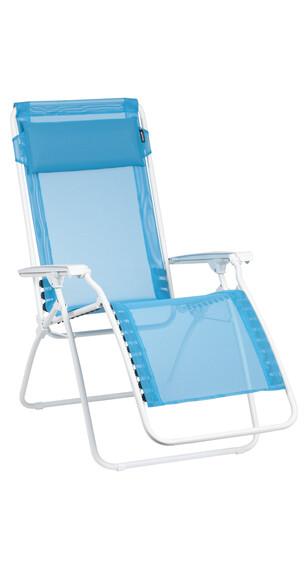 Lafuma Mobilier R CLIP Camping zitmeubel Sun Glam Batyline blauw/wit